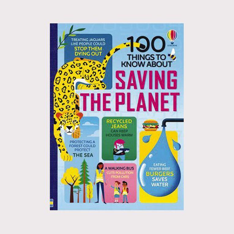100 Things Know Saving Planet, , hi-res