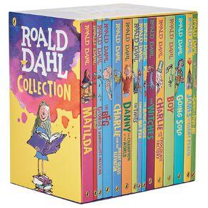 Roald Dahl: 15 Book Collection by Roald Dahl