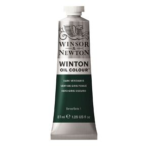 Winsor & Newton Winton Oil Dark Verdigris 37ml