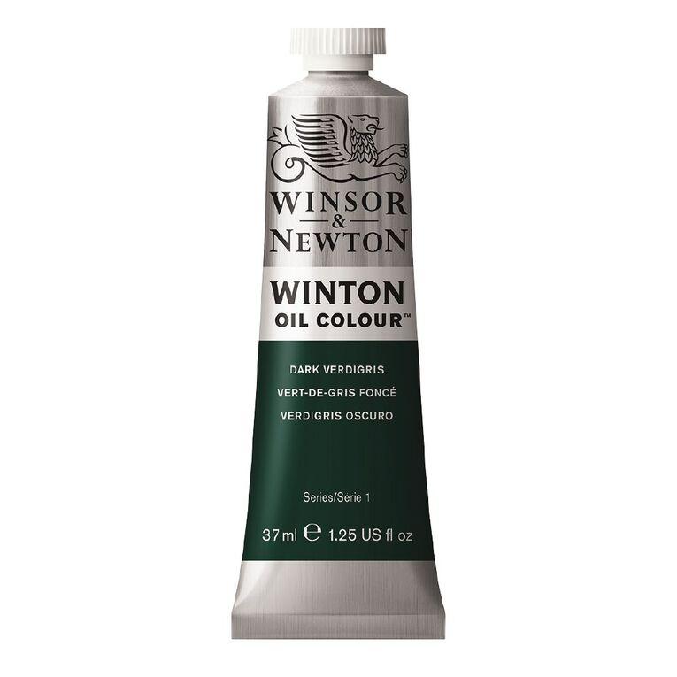 Winsor & Newton Winton Oil Dark Verdigris 37ml, , hi-res