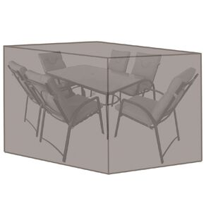 Living & Co Table & Chair Setting Cover 7 Piece