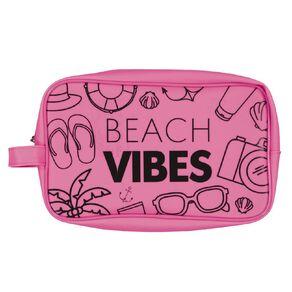 New Wave Beach Cosmetic Bag