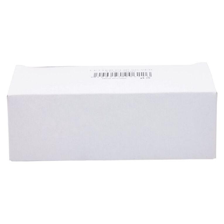 Impact Letter Clip Single 75mm 3 Pack, , hi-res