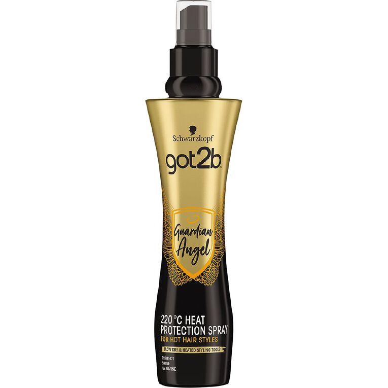Schwarzkopf Got2b Guardian Angel Blow Dry Spray 200ml, , hi-res
