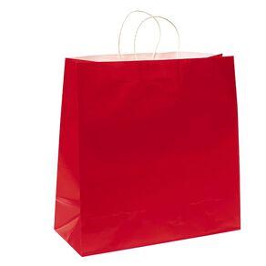John Sands Gift Bag Red Jumbo