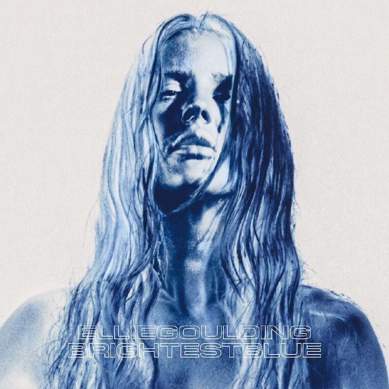 Brightest Blue DLX CD by Ellie Goulding 1Disc, , hi-res