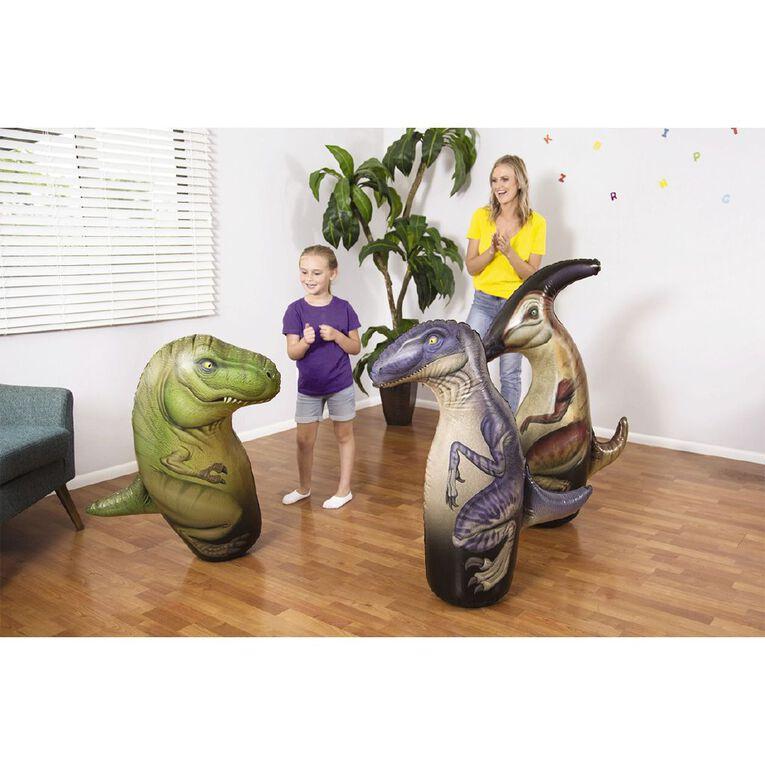 Bestway Inflatable Dinosaur Bop Bags, , hi-res