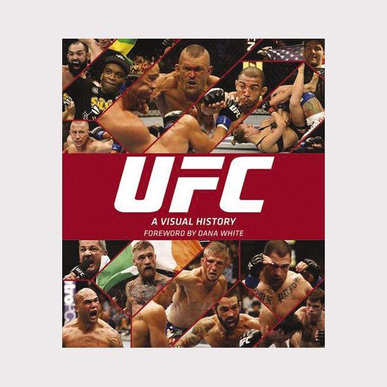 UFC: A Visual History, , hi-res
