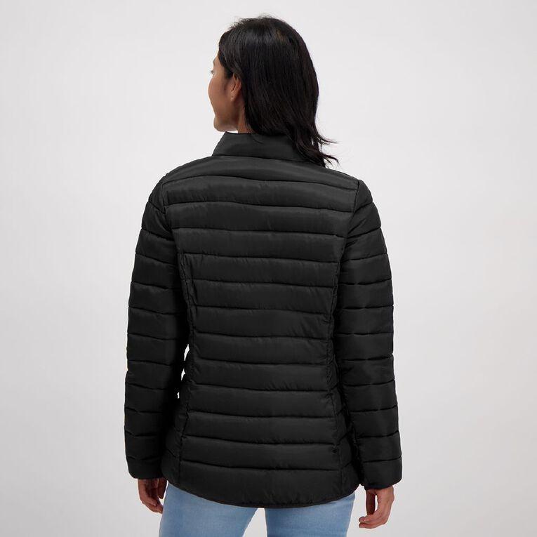 H&H Puffer Jacket, Black, hi-res image number null