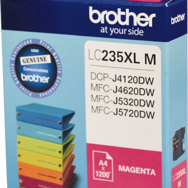 Brother Ink LC235XL Magenta (1200 Pages), , hi-res