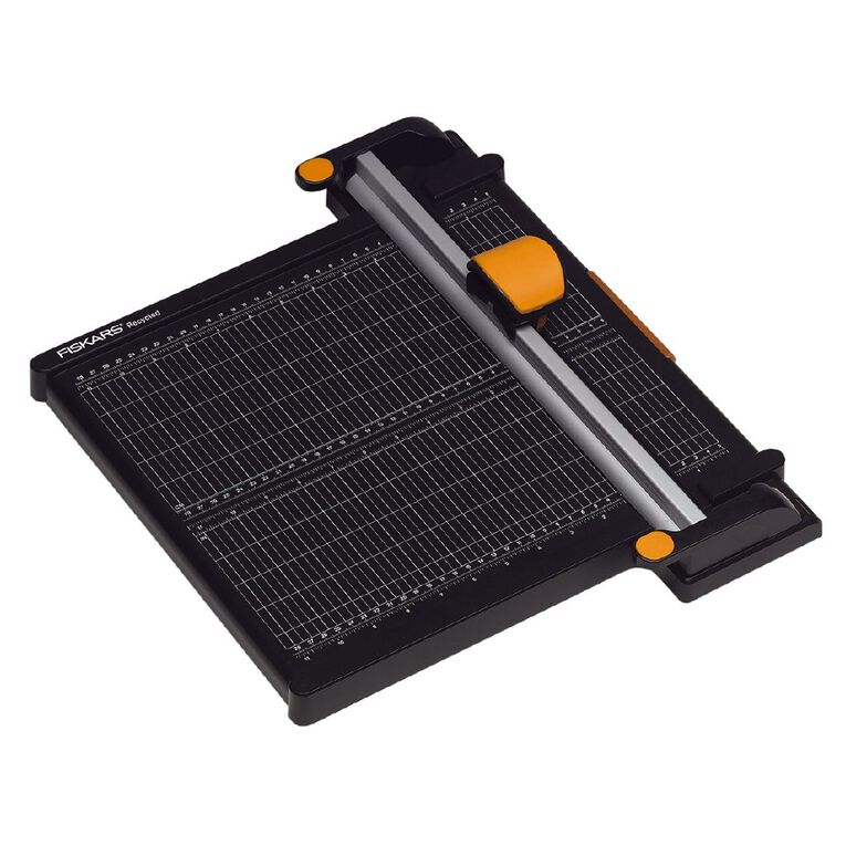Fiskars Recycled Rotary Paper Trimmer 30cm A4, , hi-res