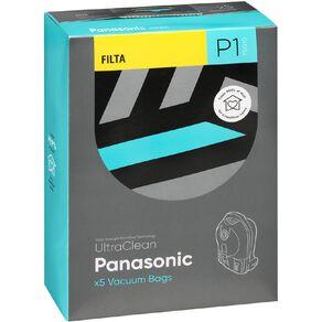 Ultra Clean Vacuum Bags For Panasonic 5 Pack