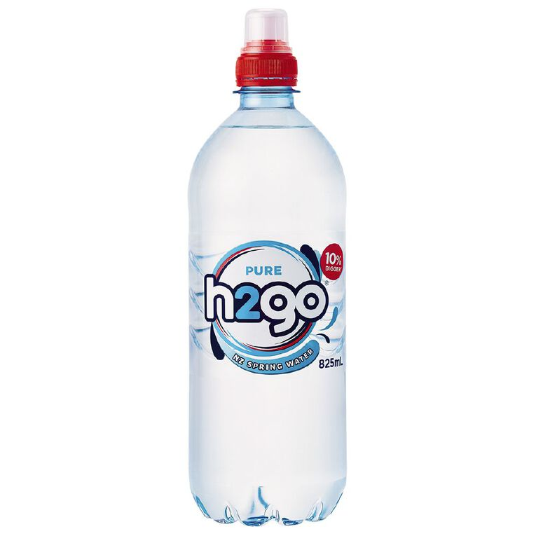 H2go Pure Water 825ml, , hi-res