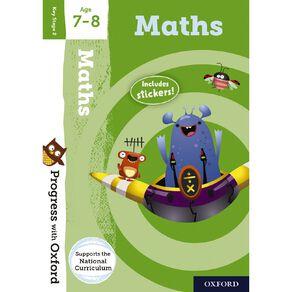 Maths Age 7-8 by Oxford University Press