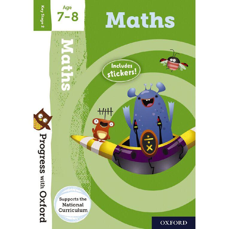 Maths Age 7-8 by Oxford University Press, , hi-res