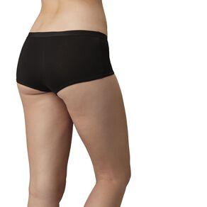 H&H Women's Shortie Briefs 5 Pack