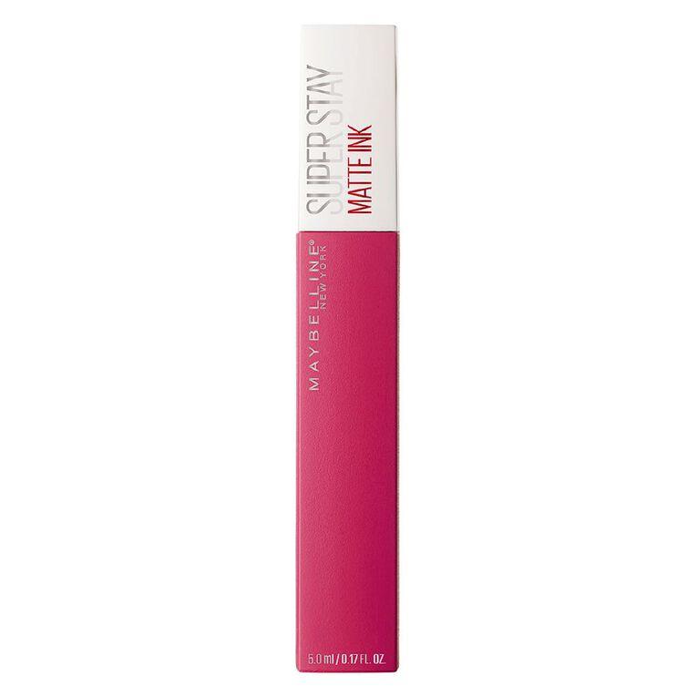 Maybelline Super Stay Matte Ink Lip 30 Romantic, , hi-res