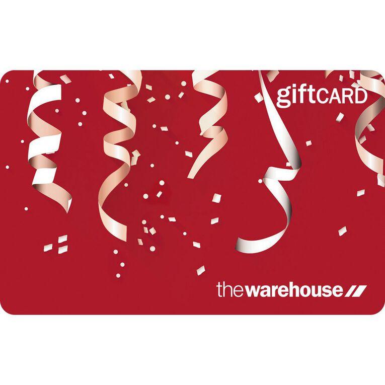 The Warehouse Gift Card, Mixed Assortment, hi-res