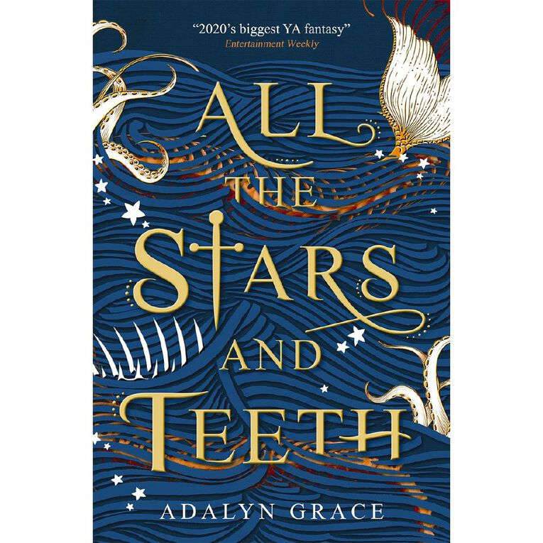 All the Stars and Teeth #1 by Adalyn Grace, , hi-res image number null