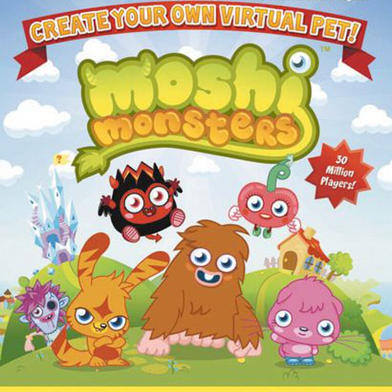 Moshi Monster $7.90 Gift Card, , hi-res