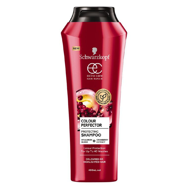 Schwarzkopf Extra Care Colour Perfector Shampoo 400ml, , hi-res