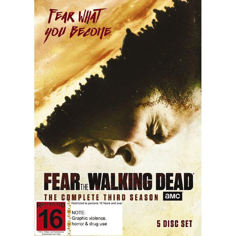 Fear The Walking Dead S3 DVD 5Disc, , hi-res
