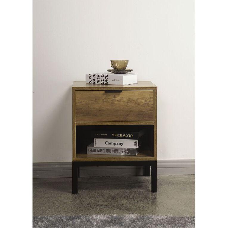 Living & Co Austin Bedside Table, , hi-res