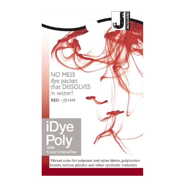 Jacquard iDye Poly 14g Red, , hi-res image number null