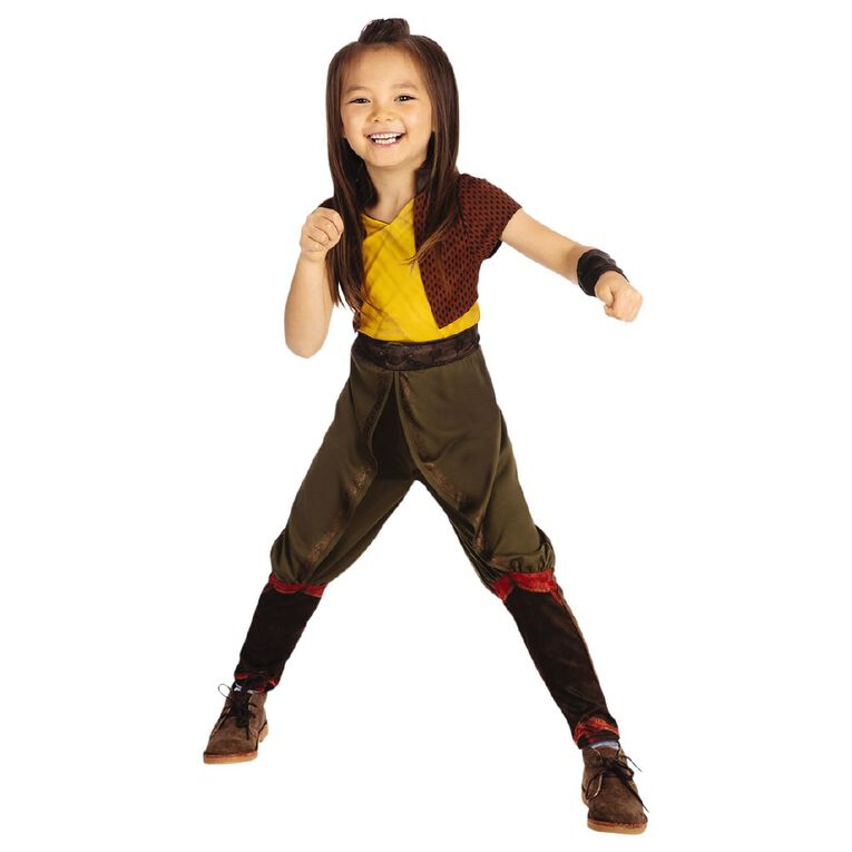 Raya and the Last Dragon Classic Costume Size 6-8, , hi-res