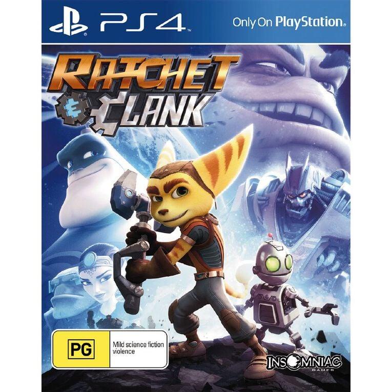 PS4 Ratchet & Clank, , hi-res