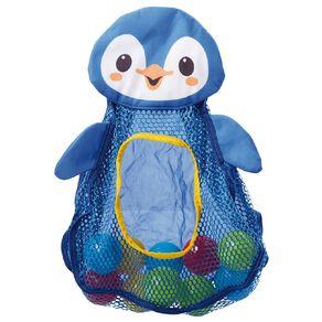 Playgo 2 In 1 Bath Organiser Penguin