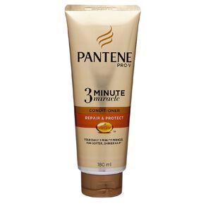 Pantene 3 Minute Miracle Conditioner Repair & Protect 180ml