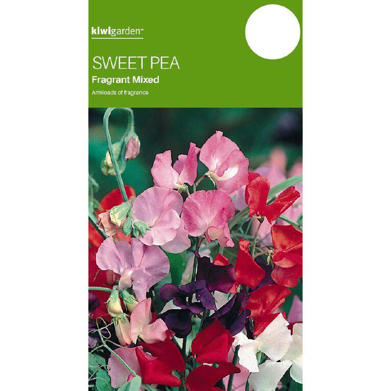 Kiwi Garden Sweet Pea Fragrant Mix, , hi-res