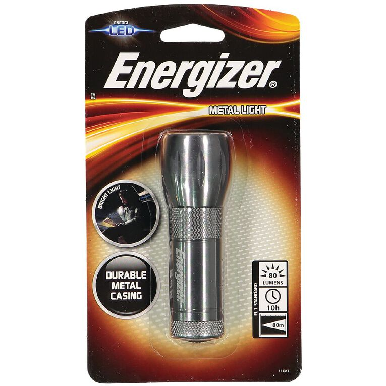 Energizer Compact Metal Light, , hi-res