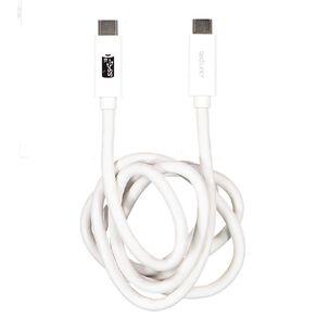 Tech.Inc USB-C to USB-C Gen2 Cable 1m White