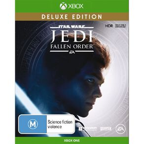 XboxOne Star Wars Jedi Fallen Order LTFG