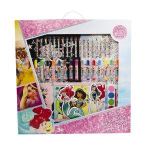 Disney Princess Deluxe Colour & Activity Set