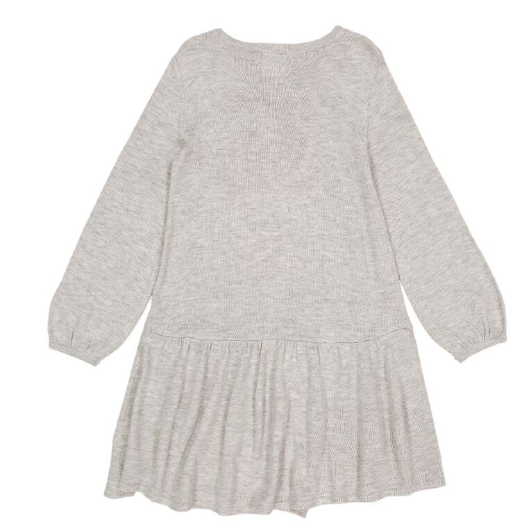 Young Original Knit Sweater Dress, Pink Light, hi-res