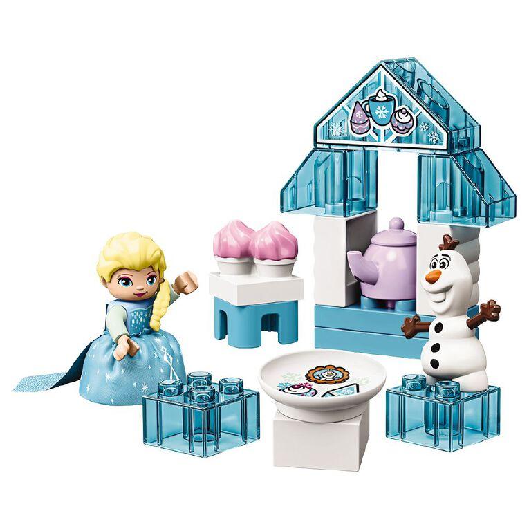 LEGO DUPLO Elsa and Olaf's Tea Party 10920, , hi-res
