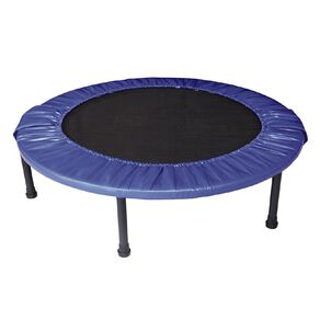 Active Intent Fitness Foldable Fitness Trampoline