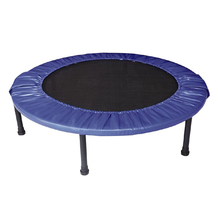 Active Intent Fitness Foldable Fitness Trampoline, , hi-res