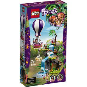LEGO Friends Tiger Balloon Jungle Rescue 41423