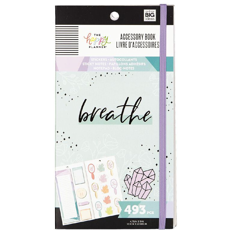 Me & My Big Ideas Sticker Book Wellness, , hi-res