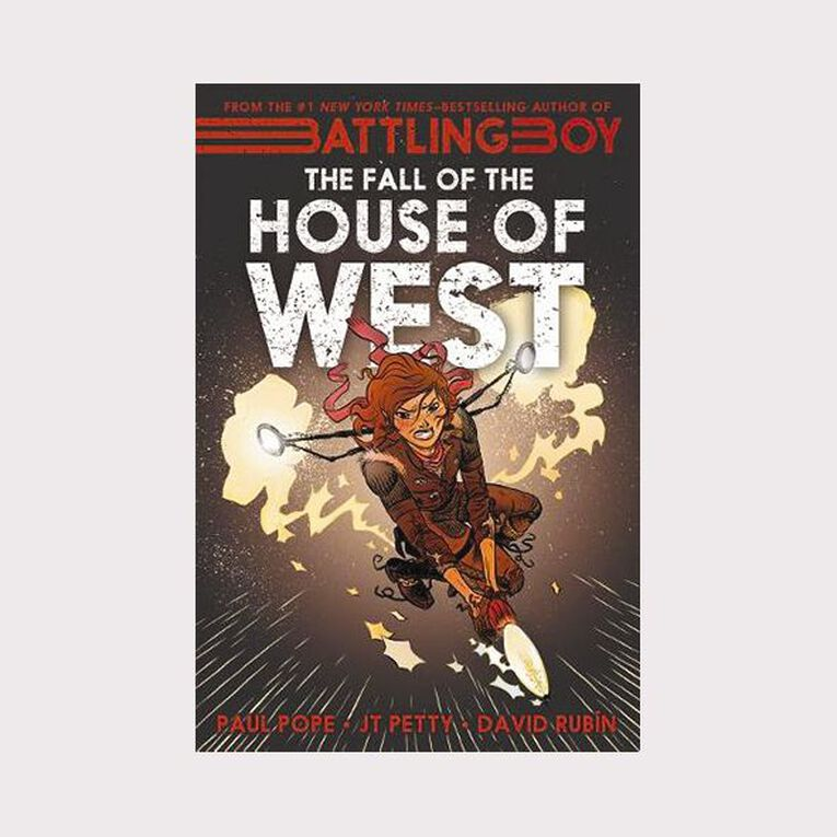 Battling Boy #3 Fall of the House of West by Paul Pope, , hi-res