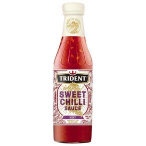 Trident Sweet Chilli Sauce Hot 285ml