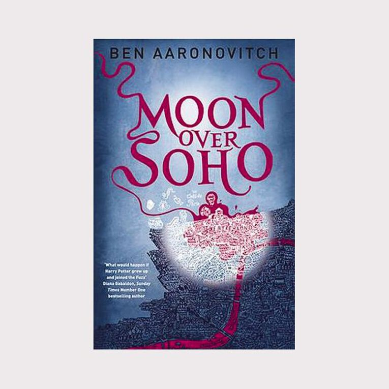 Rivers of London #2 Moon Over Soho by Ben Aaronovitch, , hi-res
