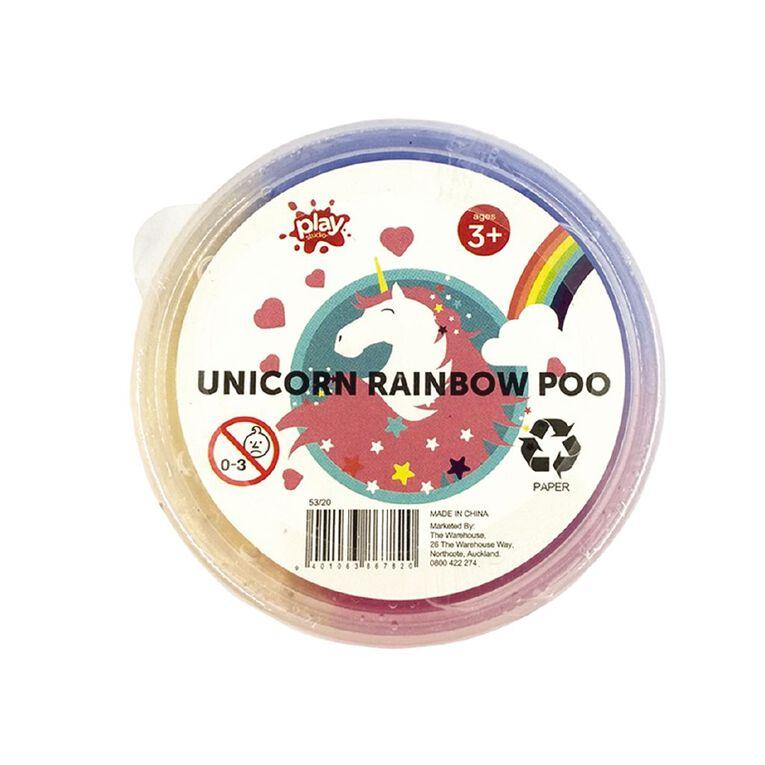 Play Studio Rainbow Unicorn Poo, , hi-res