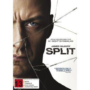 Split DVD 1Disc