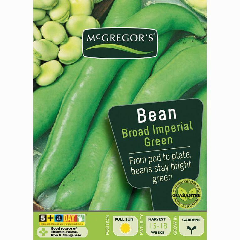McGregor's Broad Beans Green Vegetable Seeds, , hi-res