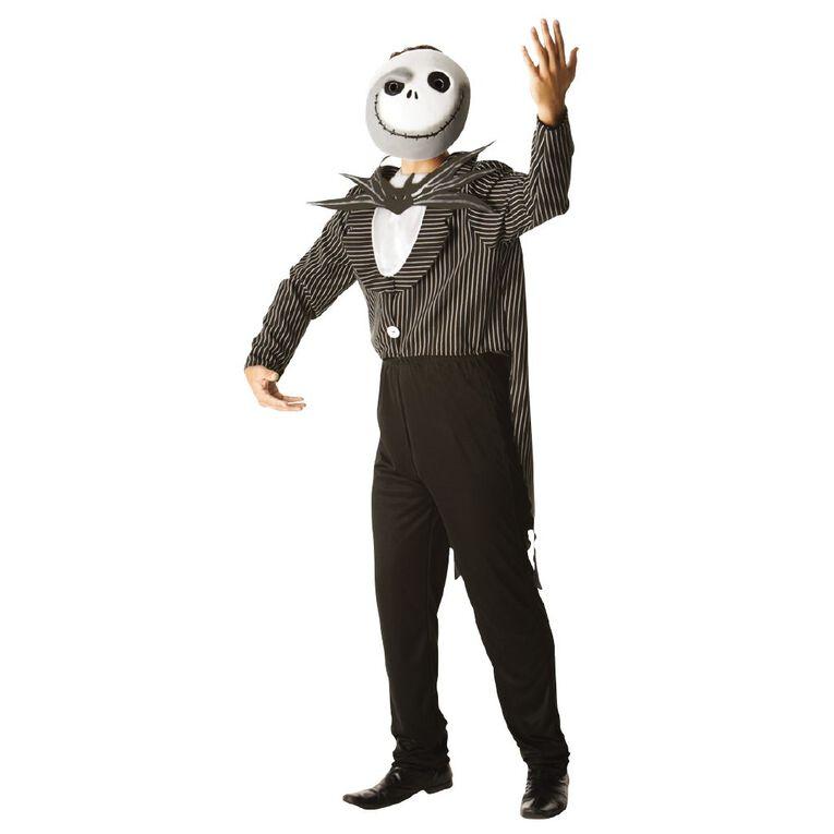 Disney Jack Skellington Costume Adult, , hi-res